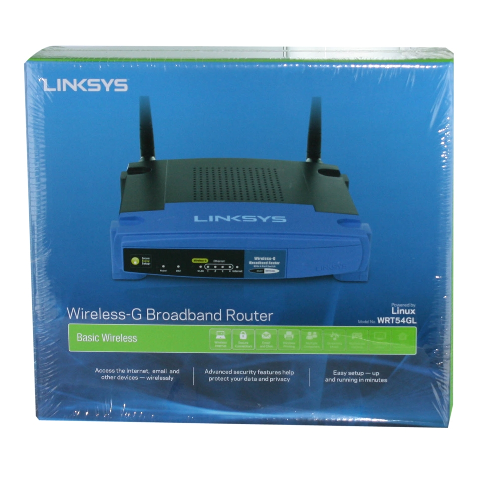 Cisco Linksys Wrt54gl Wireless G Broadband Router Setup Wire Center Pink Noise Generator Circuit Diagram Tradeoficcom Wi Fi Micro Rh Microcenter Com Wrt54g User Manual