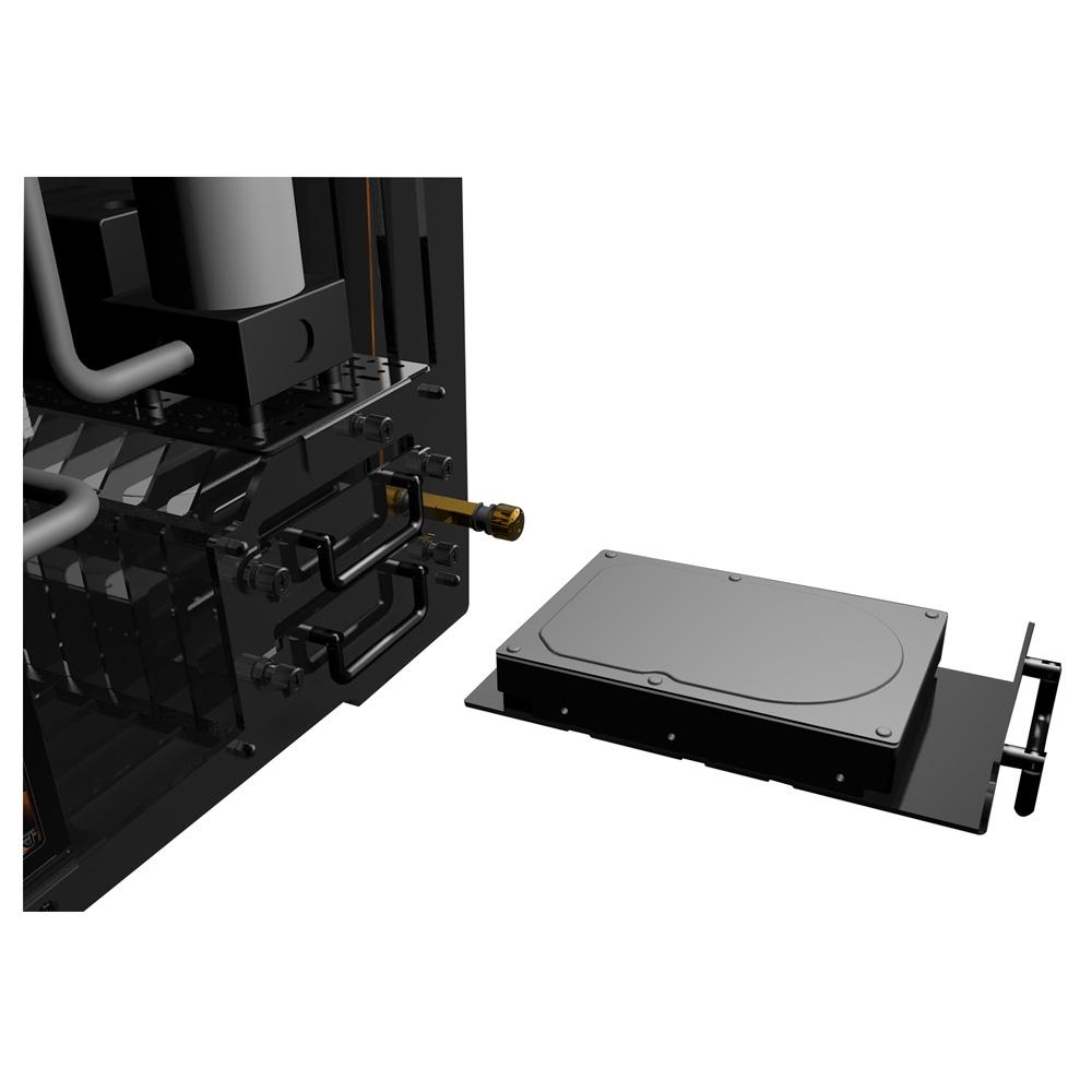 Inwin H-Frame 2.0 Signature Series ATX Full - Micro Center