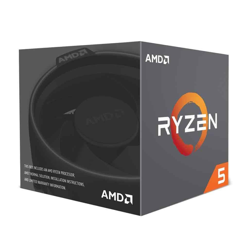 AMD Ryzen 5 2600X 3.6GHz 6 Core AM4 Boxed - Micro Center