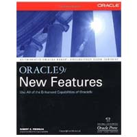 McGraw-Hill ORACLE9I NEW FEATURES