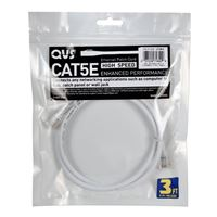 QVS CAT 5e Stranded Network Cable 14 Foot