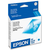 Epson T559220 Cyan Ink Cartridge