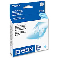 Epson T559520 Light Cyan Ink Cartridge