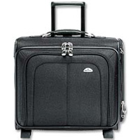 Samsonite Side Loader Mobile Office Laptop Case Fit Screens up to 17""