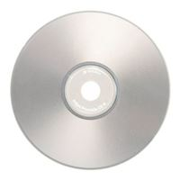 Verbatim Inkjet Printable CD-R 52x 700MB/80 Minute Disc 50-Pack Spindle