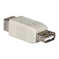 QVS USB Universal Serial Bus Type A/B F/F Adapter