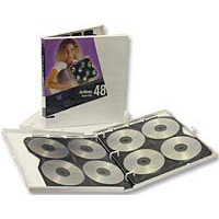 Unikeep Media Disc Binder