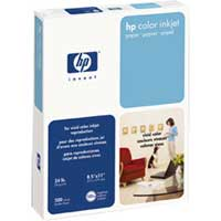 HP Color Inkjet Paper 500 Sheets