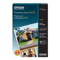 "Epson Photo Quality Ink Jet Paper 11""x 17"" 100-Sheets"
