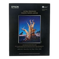 "Epson 8.5""x11"" Premium Luster Photo Paper 50-Sheets"