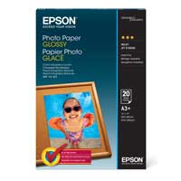 "Epson Glossy Photo Paper 13""x19"" 20-Sheets"