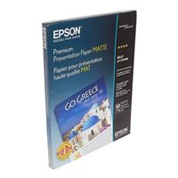 "Epson 8.5""x11"" Matte Heavyweight Paper 50-Sheets"