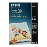 "Epson Premium Glossy Photo Paper 13""x19"" 20-Sheets"