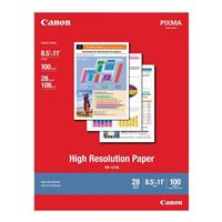 "Canon 8.5""x11"" High Resolution Paper 100-Sheets"