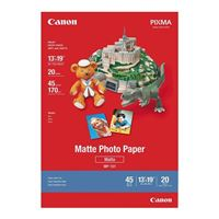 "Canon Matte Photo Paper 13""x19"" 20-Sheets"