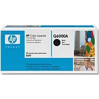 HP Q6000A LaserJet Black Toner Cartridge