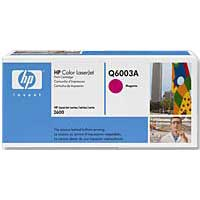 HP Q6003A LaserJet Magenta Toner Cartridge