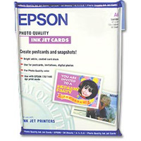 Epson Photo Quality InkJet Cards