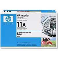 HP Q6511A LaserJet Black Toner Cartridge