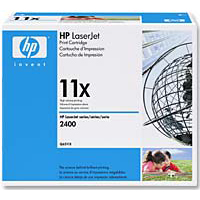 HP Q6511X LaserJet Black Toner Cartridge