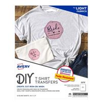 Avery T-Shirt Transfer Sheets