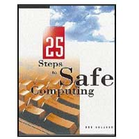 Peach Pit **25 STEPS TO SAFE COMPUT