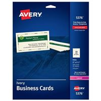 Avery Business Cards