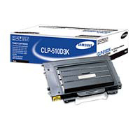 Samsung CLP-510D3K Black Laser Toner Cartridge