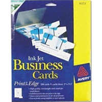 Avery Glossy Photo Quality Business Cards