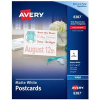 Avery Postcards