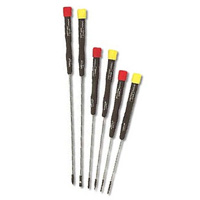 Eclipse Enterprise 6-Piece Precision Screwdriver Set
