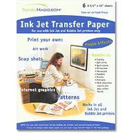 TransferMagic Inkjet Transfer Paper