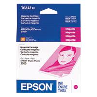 Epson T034320 Photo Magenta Ink Cartridge