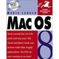 Mac OS 8 Visual Quickstart Guide