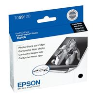 Epson T059120 Photo Black Ink Cartridge