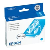 Epson T059220 Cyan Ink Cartridge