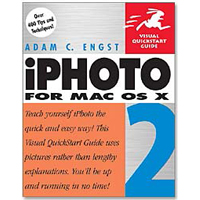 iPhoto 2 for Mac OS X Visual QuickStart Guide