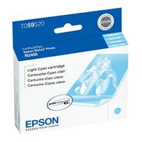 Epson T059520 Light Cyan Ink Cartridge