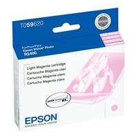 Epson T059620 Light Magenta Ink Cartridge