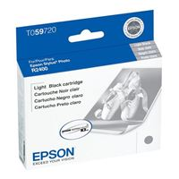 Epson T059720 Light Black Ink Cartridge