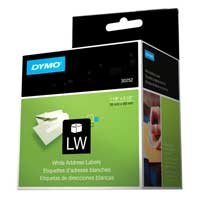 Dymo 30252 LabelWriter White Address Labels