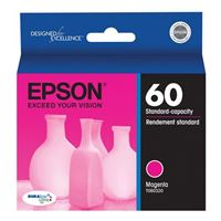 Epson 60 Magenta Ink Cartridge