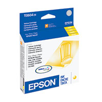 Epson 60 Yellow Ink Cartridge
