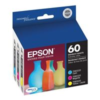 Epson T060520 Color Cartridge Multi-Pack