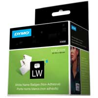 Dymo 30856 LabelWriter Non-Adhesive Name Badge