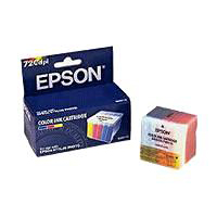 Epson T016201 Tri-Color Ink Cartridge