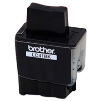 Brother LC-41BK Black Inkjet Cartridge