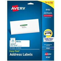 Avery Ink Jet Address and Shipping Labels