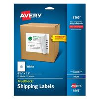 Avery InkJet Full Sheet Labels