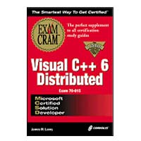 Publisher Resources / Coriolis MCSD Visual C++ 6 Distributed Exam Cram